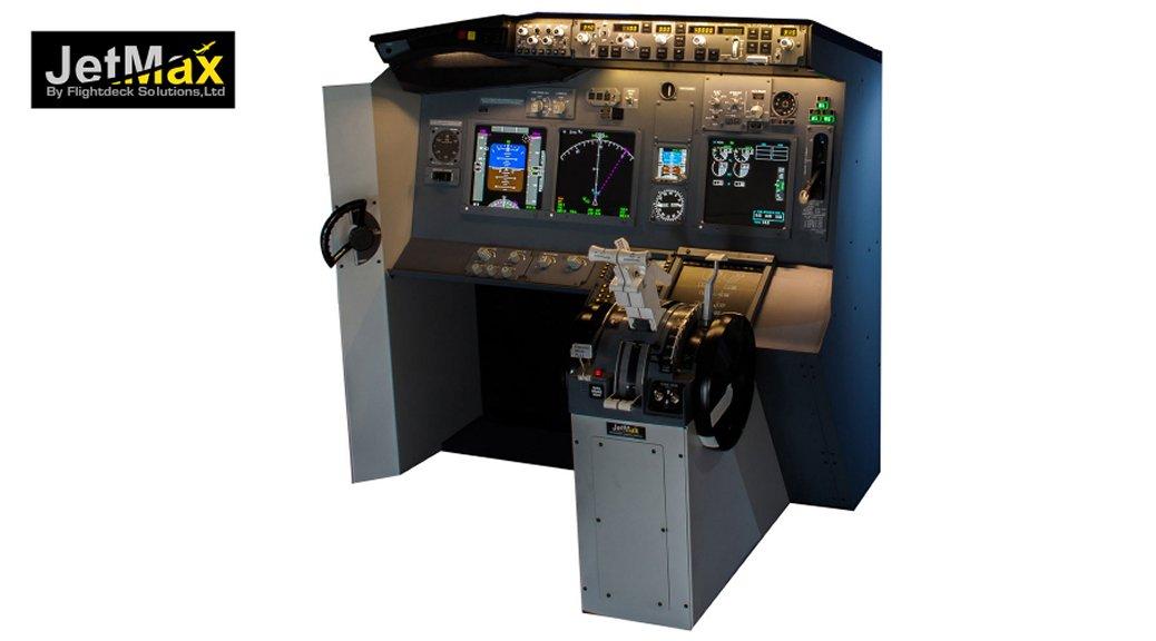 Review Jetmax Sktq My737ng