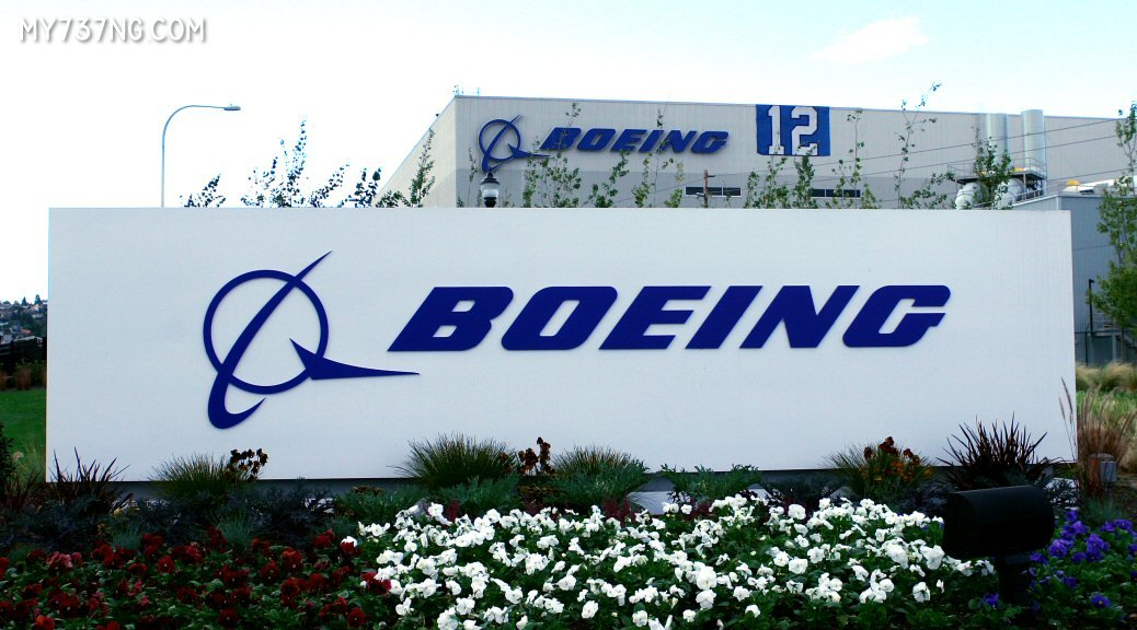A Visit to Seattle - The Boeing Company | my737NG